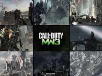 Call of Duty Modern Warfare 3 wallpaper 3