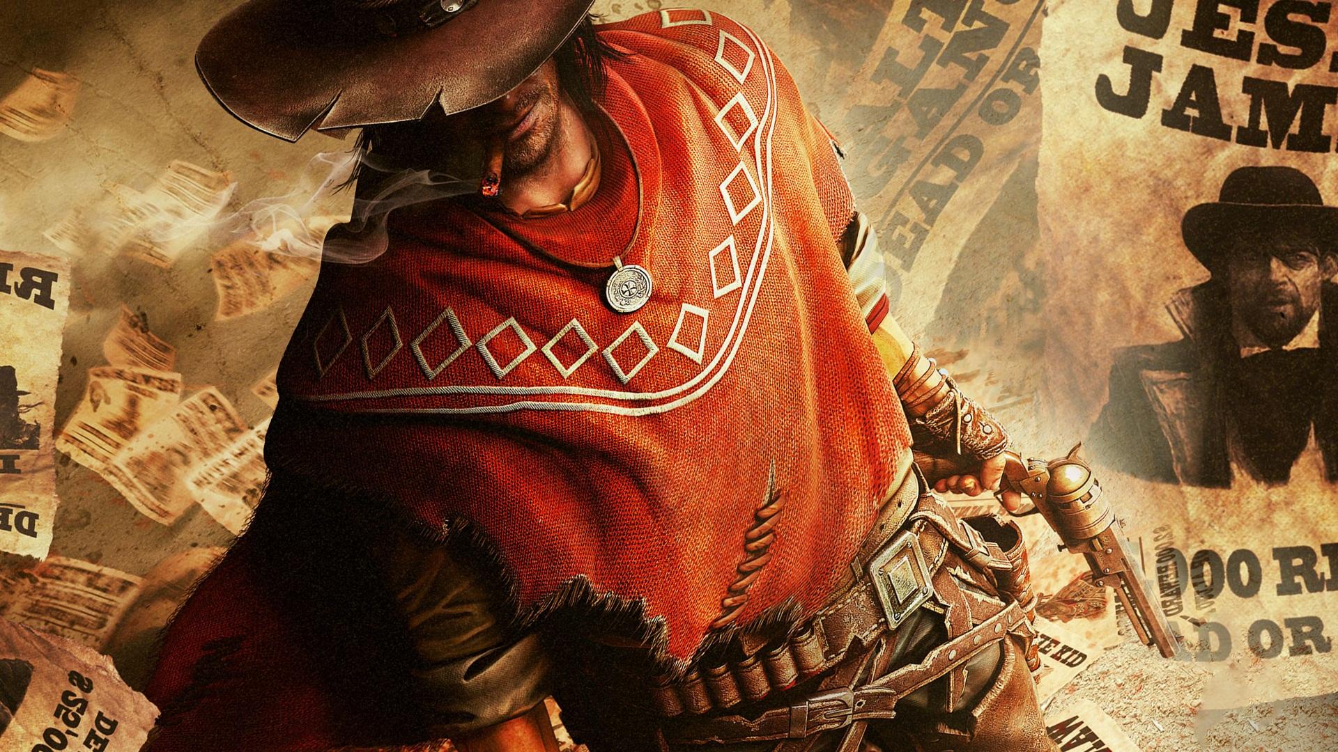 Call of Juarez Gunslinger wallpaper 2