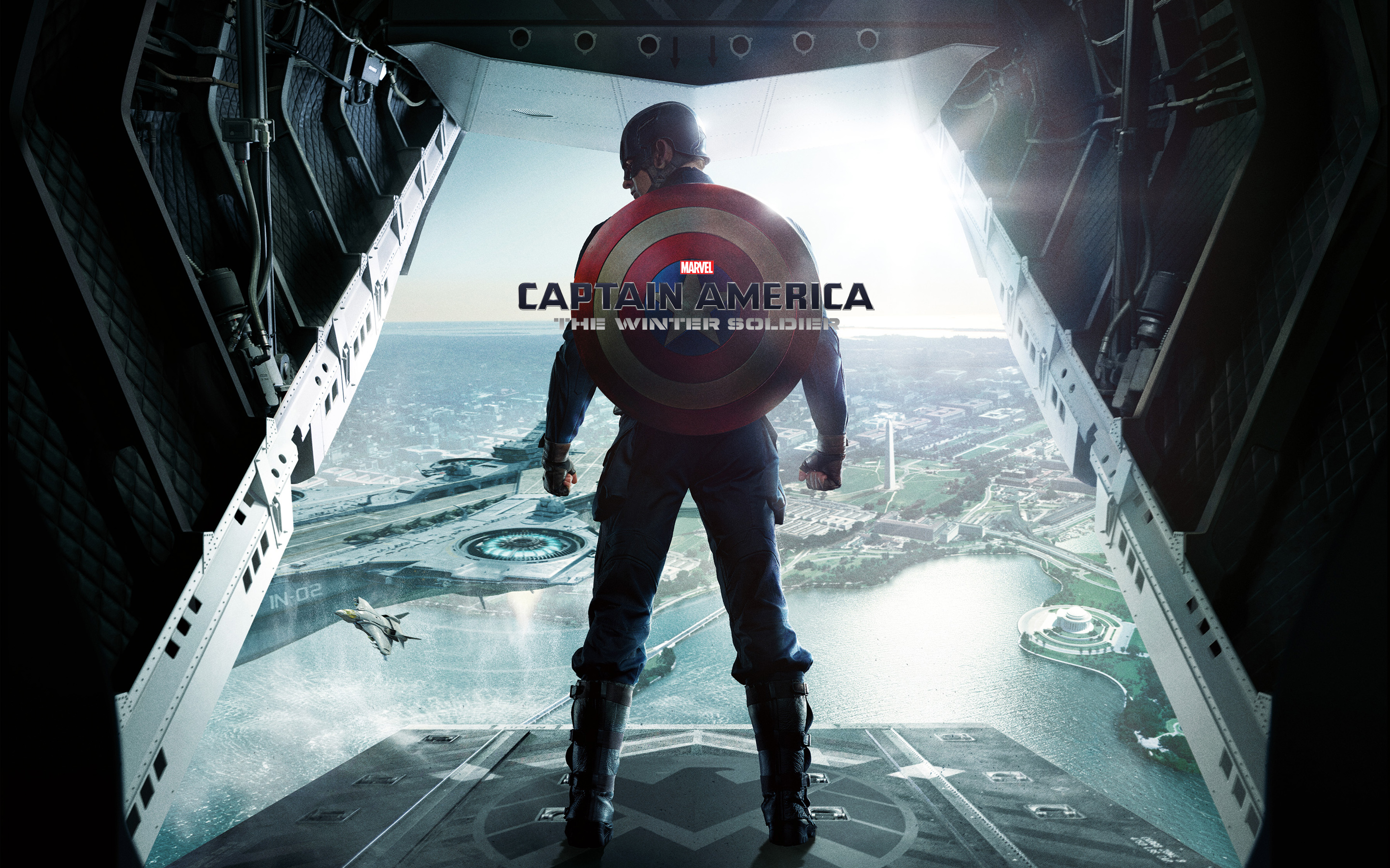 Captain America The Winter Soldier wallpaper 6