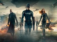 Captain America The Winter Soldier wallpaper 4