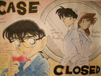 Case Closed wallpaper 9