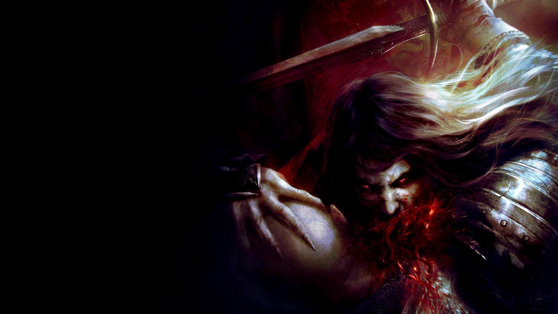 Castlevania Lords Of Shadow 2 Wallpaper 1 Wallpapersbq