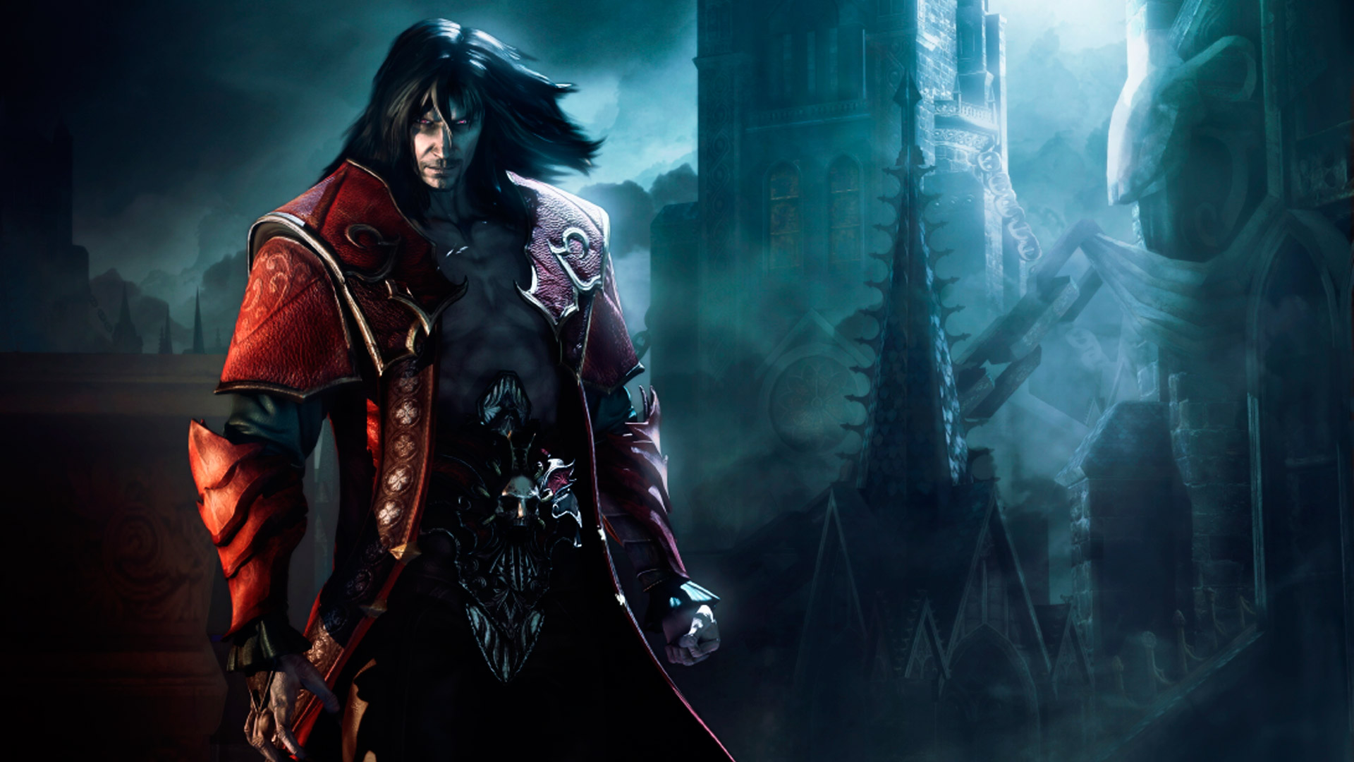 Castlevania Lords of Shadow 2 wallpaper 2