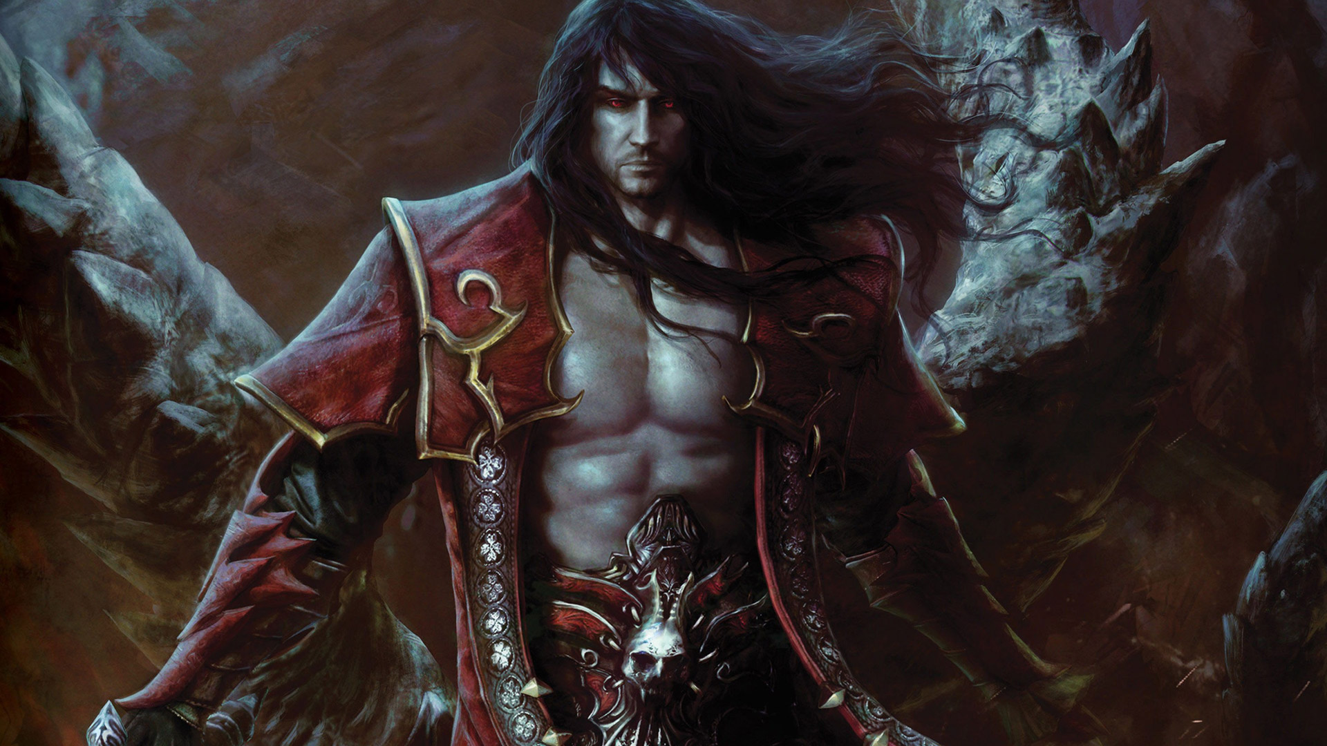 Castlevania Lords of Shadow 2 wallpaper 3