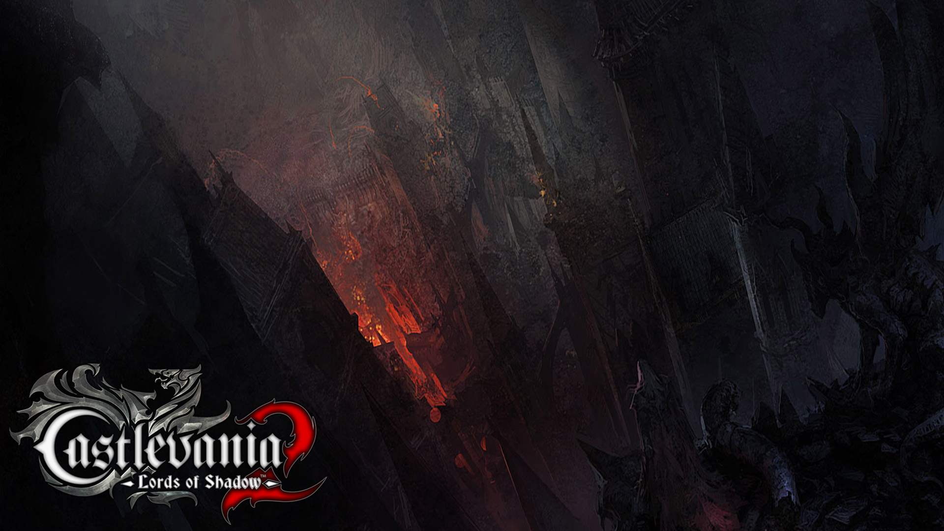 Castlevania Lords of Shadow 2 wallpaper 4