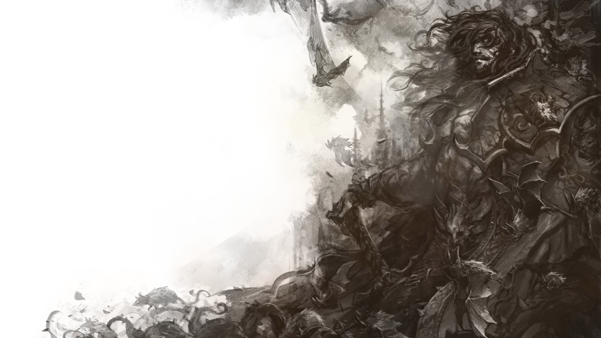 Castlevania Lords of Shadow 2 wallpaper 5