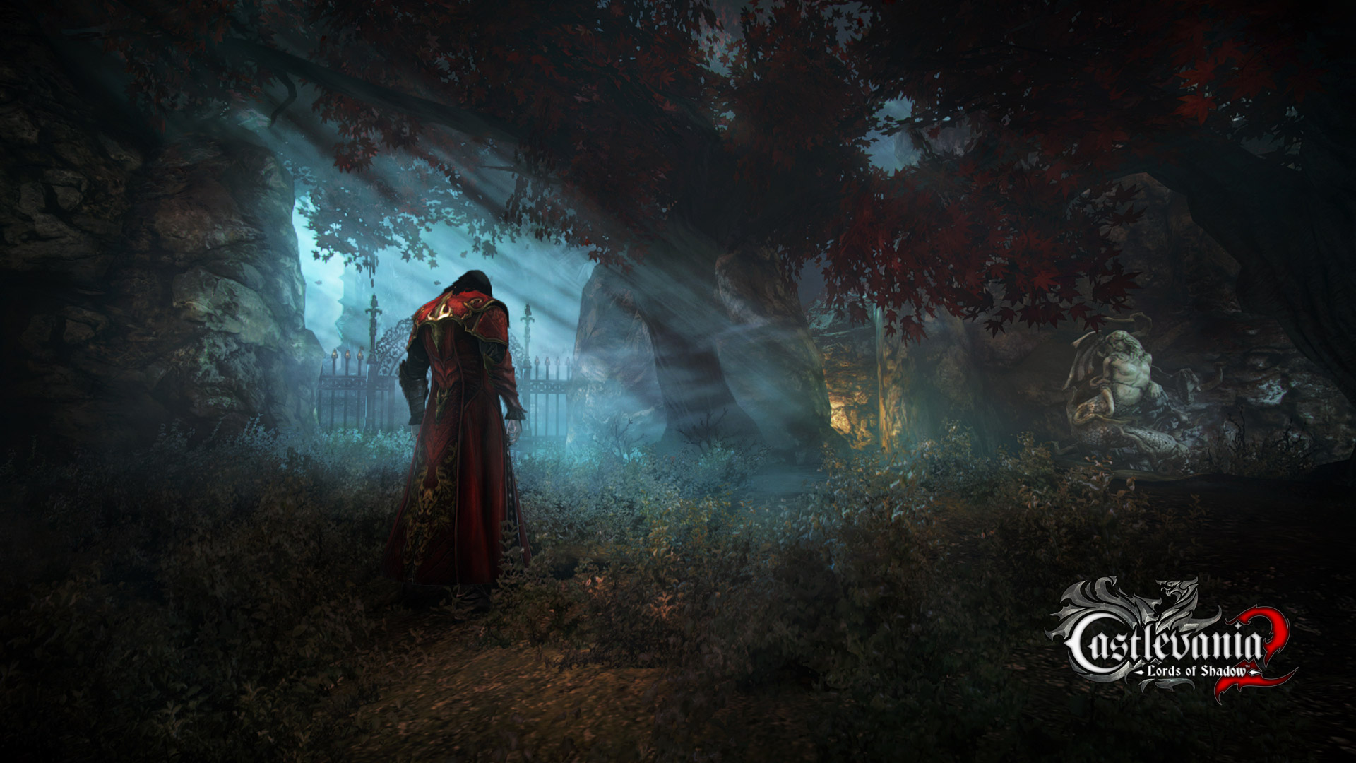 Castlevania Lords of Shadow 2 wallpaper 6