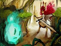Child of Light wallpaper 3