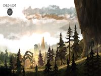 Child of Light wallpaper 4