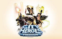 City of Heroes wallpaper 3