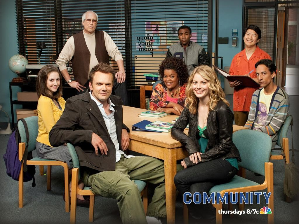 Community Tv Show wallpaper 3