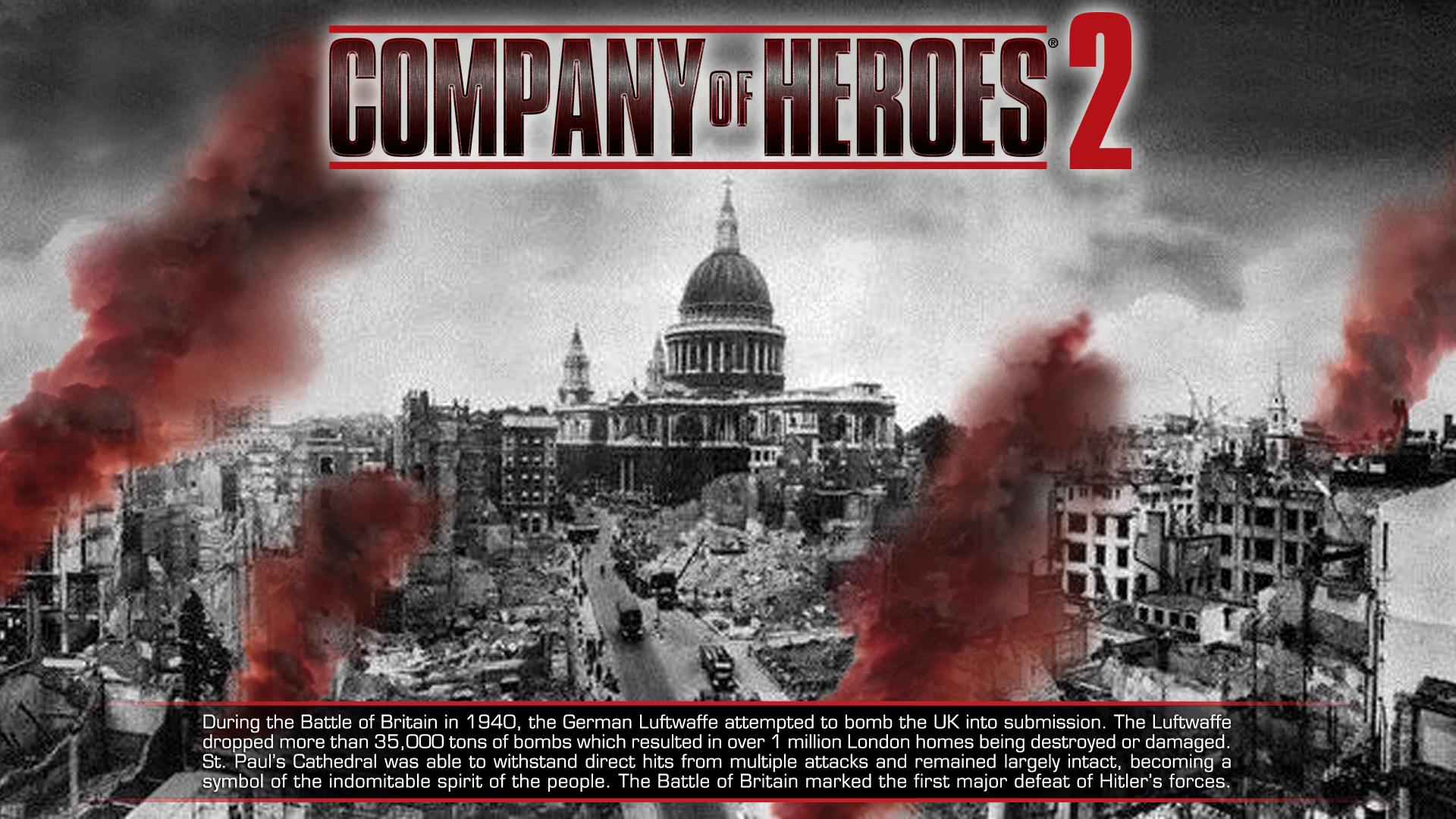 Company Of Heroes 2 Wallpaper 6 Wallpapersbq