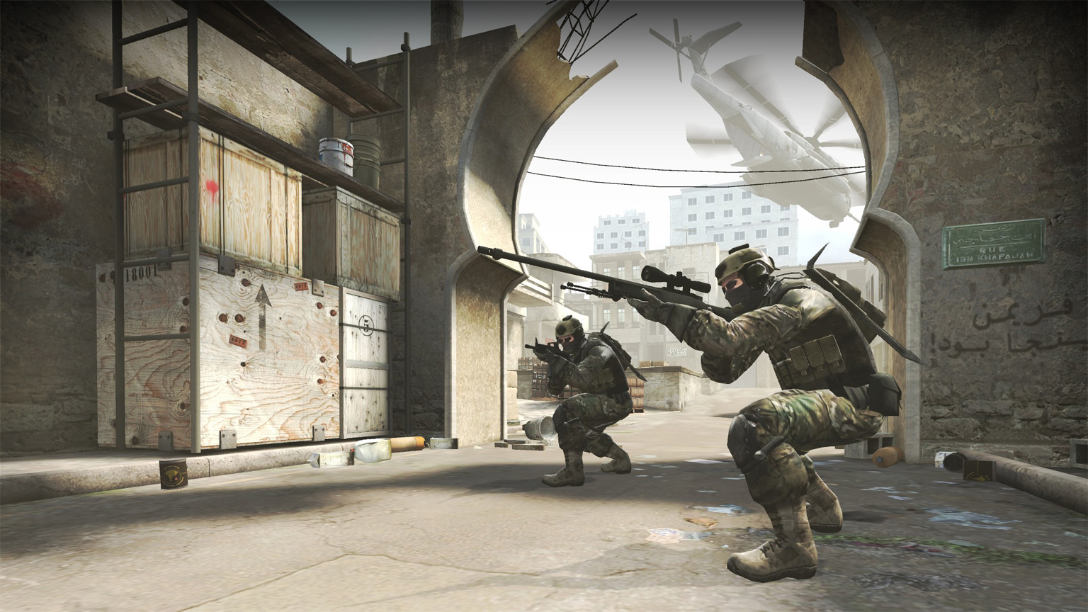 Counter Strike Global Offensive - CS Go wallpaper 7