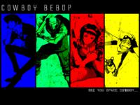 Cowboy Bebop wallpaper 5