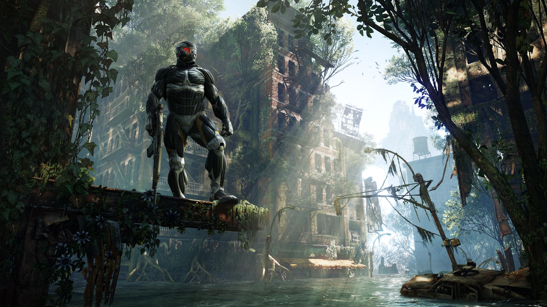 Crysis 3 Wallpaper 11