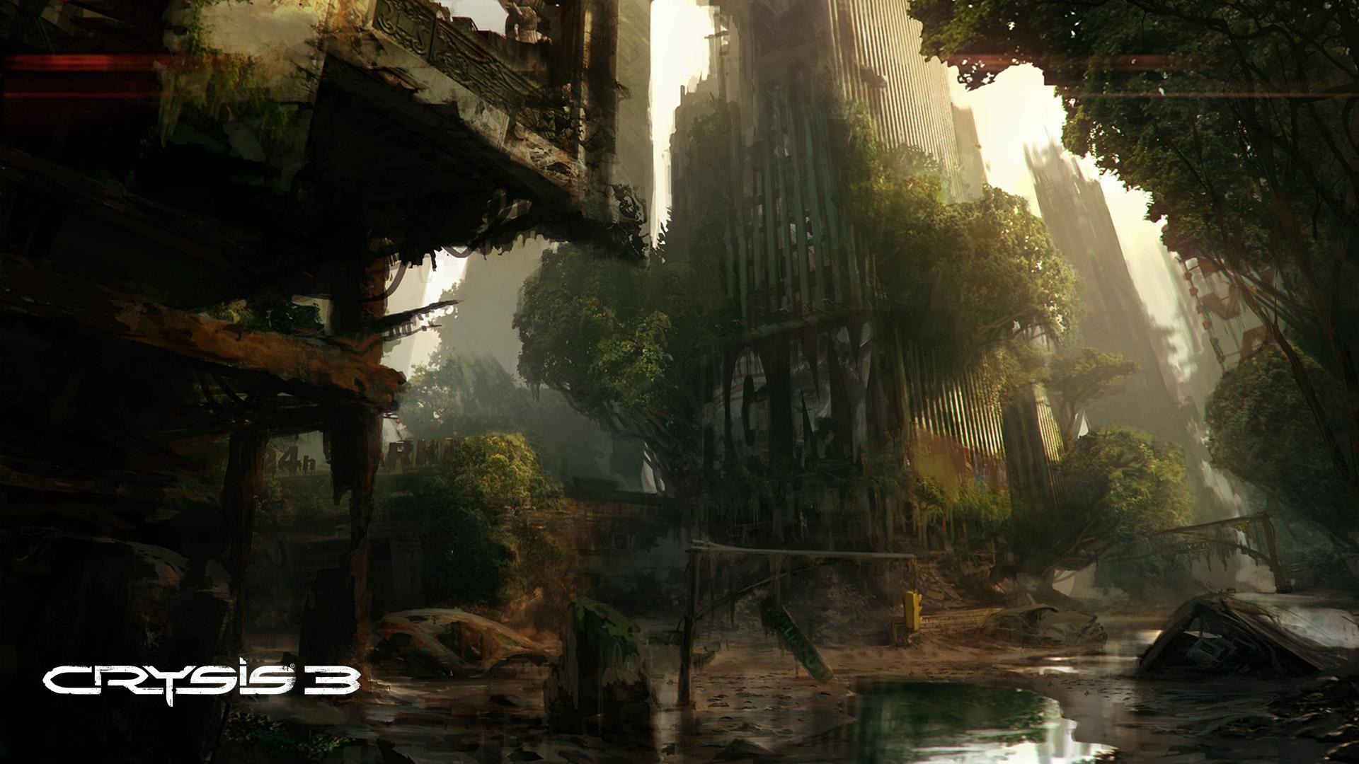 Crysis 3 wallpaper 18