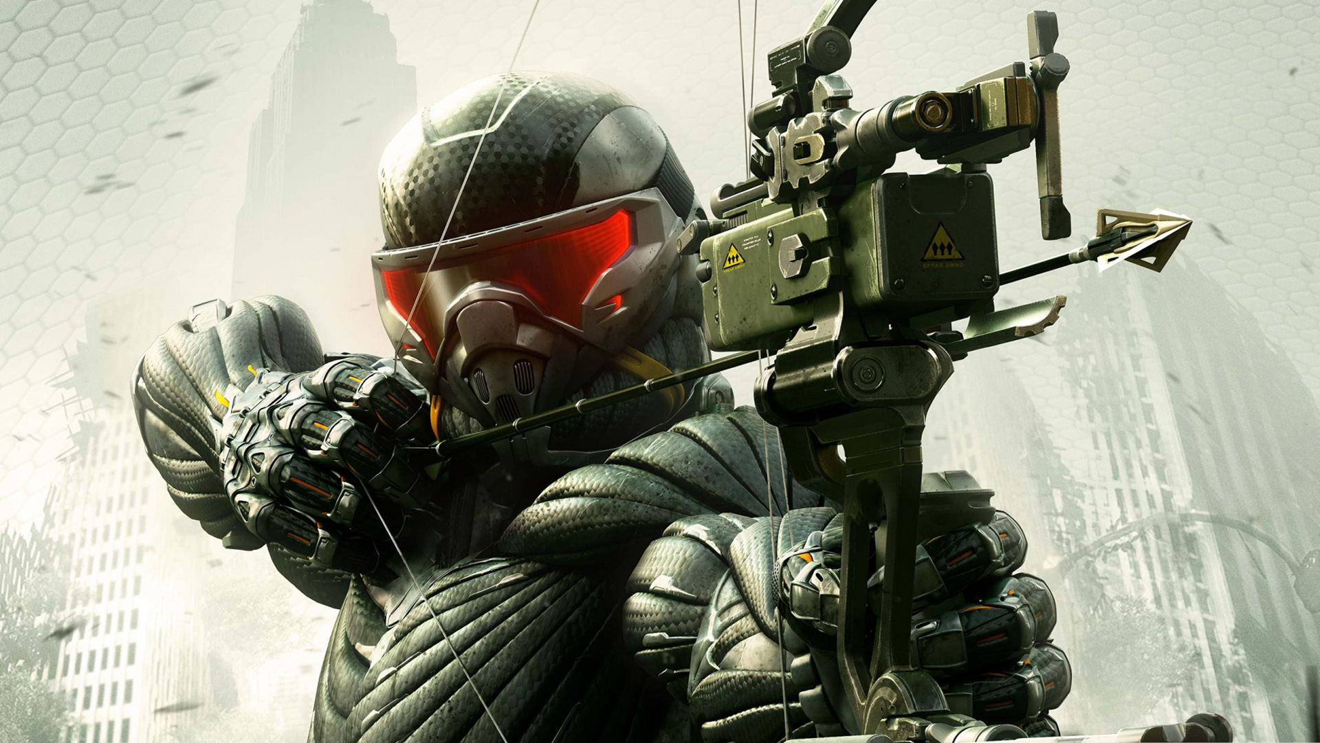 Crysis 3 wallpaper 22