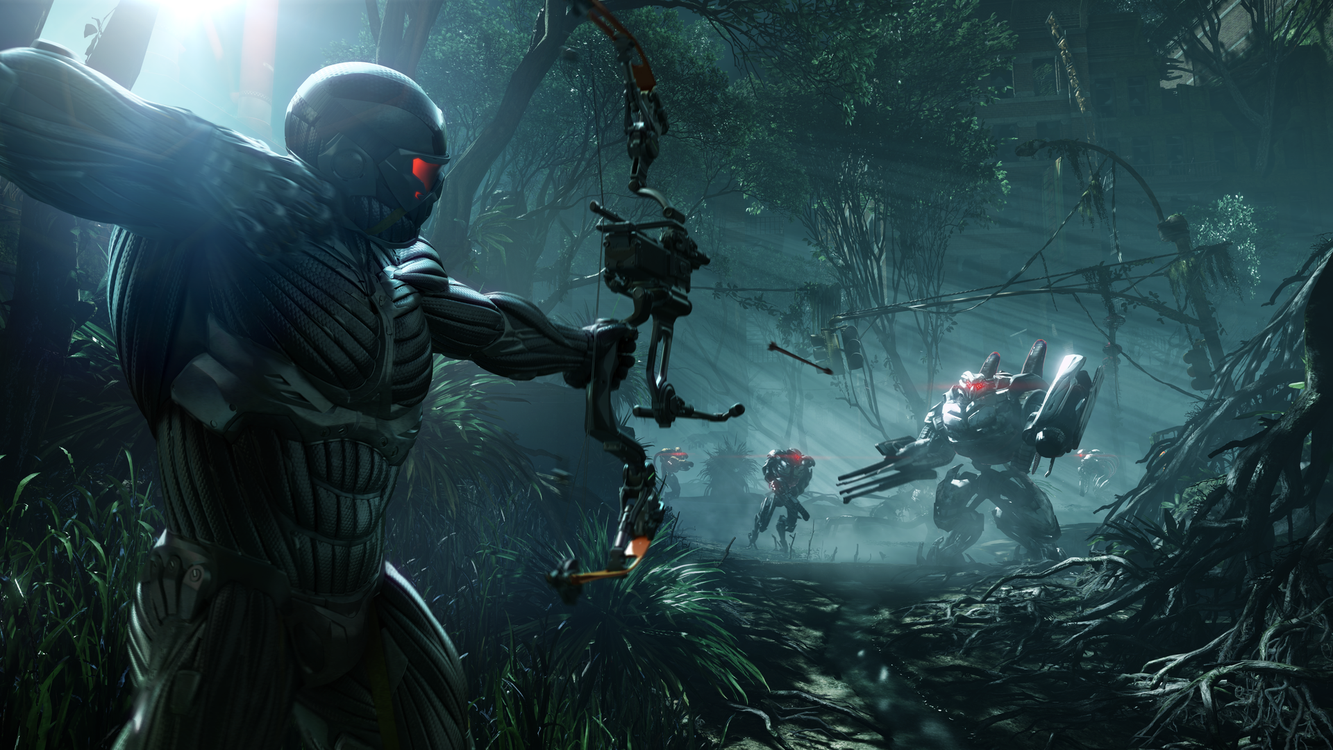 Crysis 3 wallpaper 3