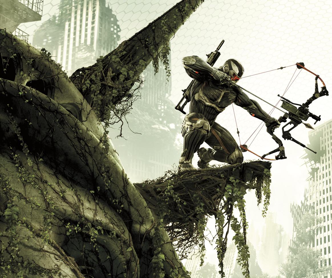 Crysis 3 wallpaper 4