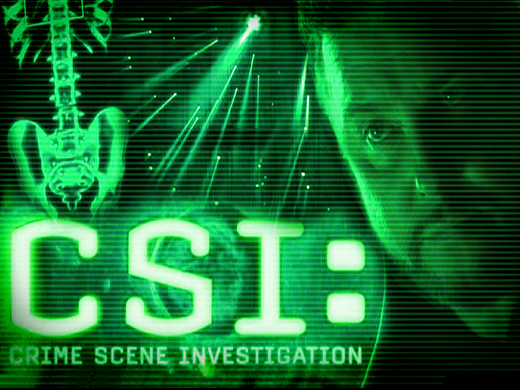 CSI Crime Scene Investigation wallpaper 2