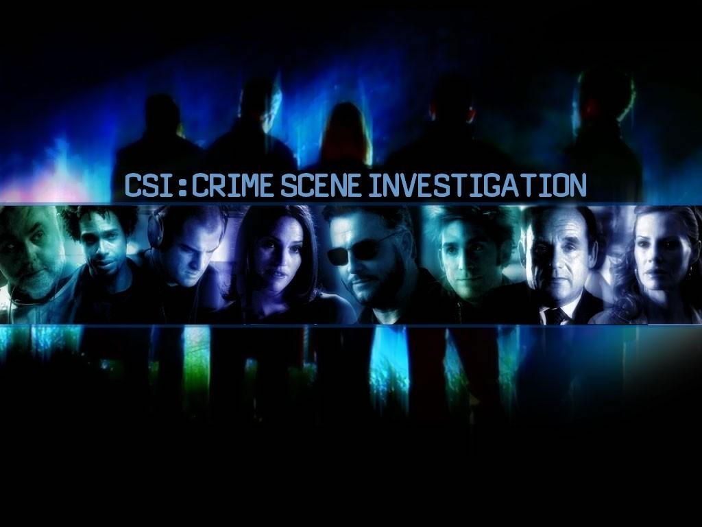 CSI Crime Scene Investigation wallpaper 4