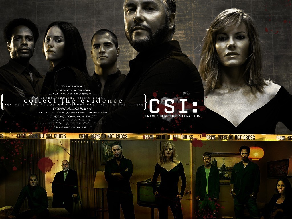 CSI Crime Scene Investigation wallpaper 5
