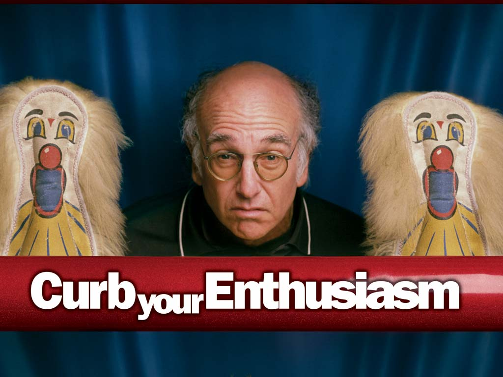 Curb your Enthusiasm wallpaper 1