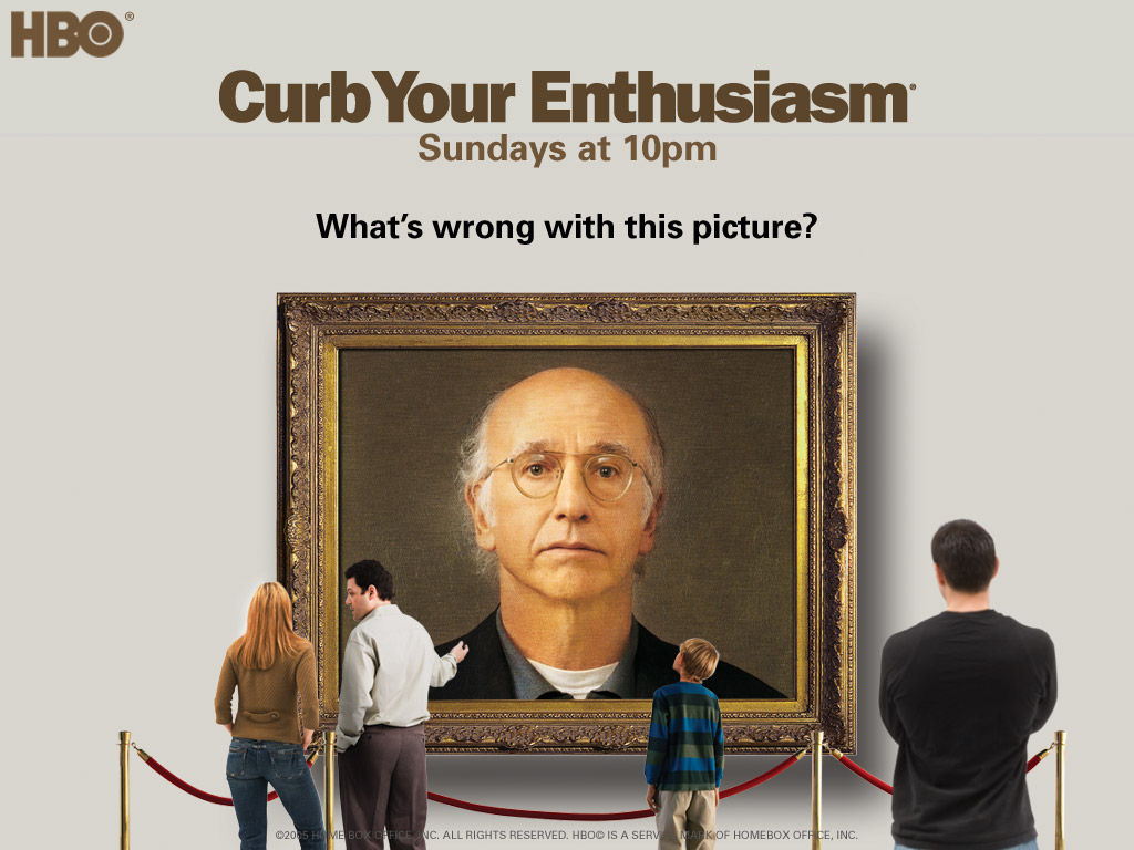 Curb your Enthusiasm wallpaper 2