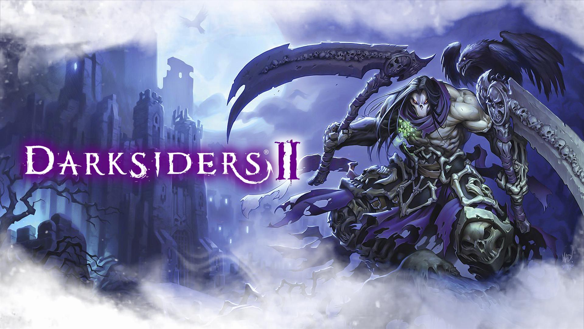 Darksiders 2 Wallpaper 6 Wallpapersbq