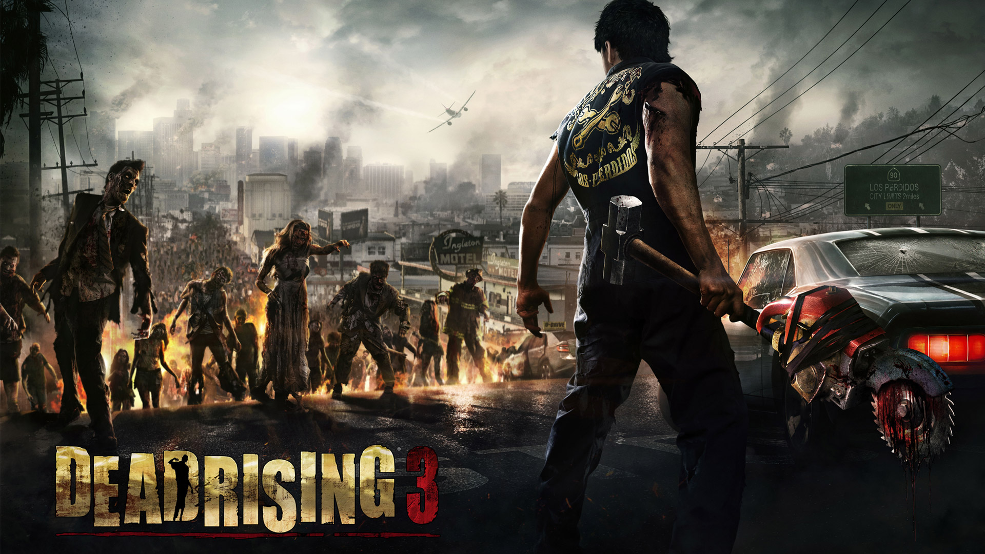 Dead Rising 3 wallpaper 1