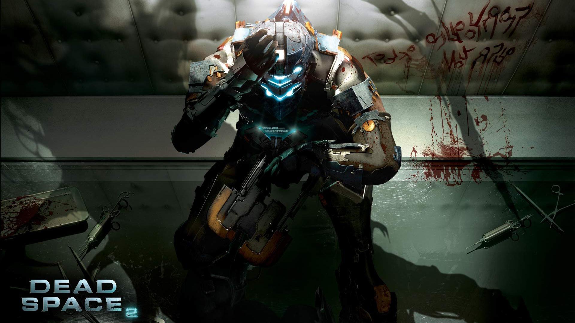 Dead Space 2 wallpaper 4