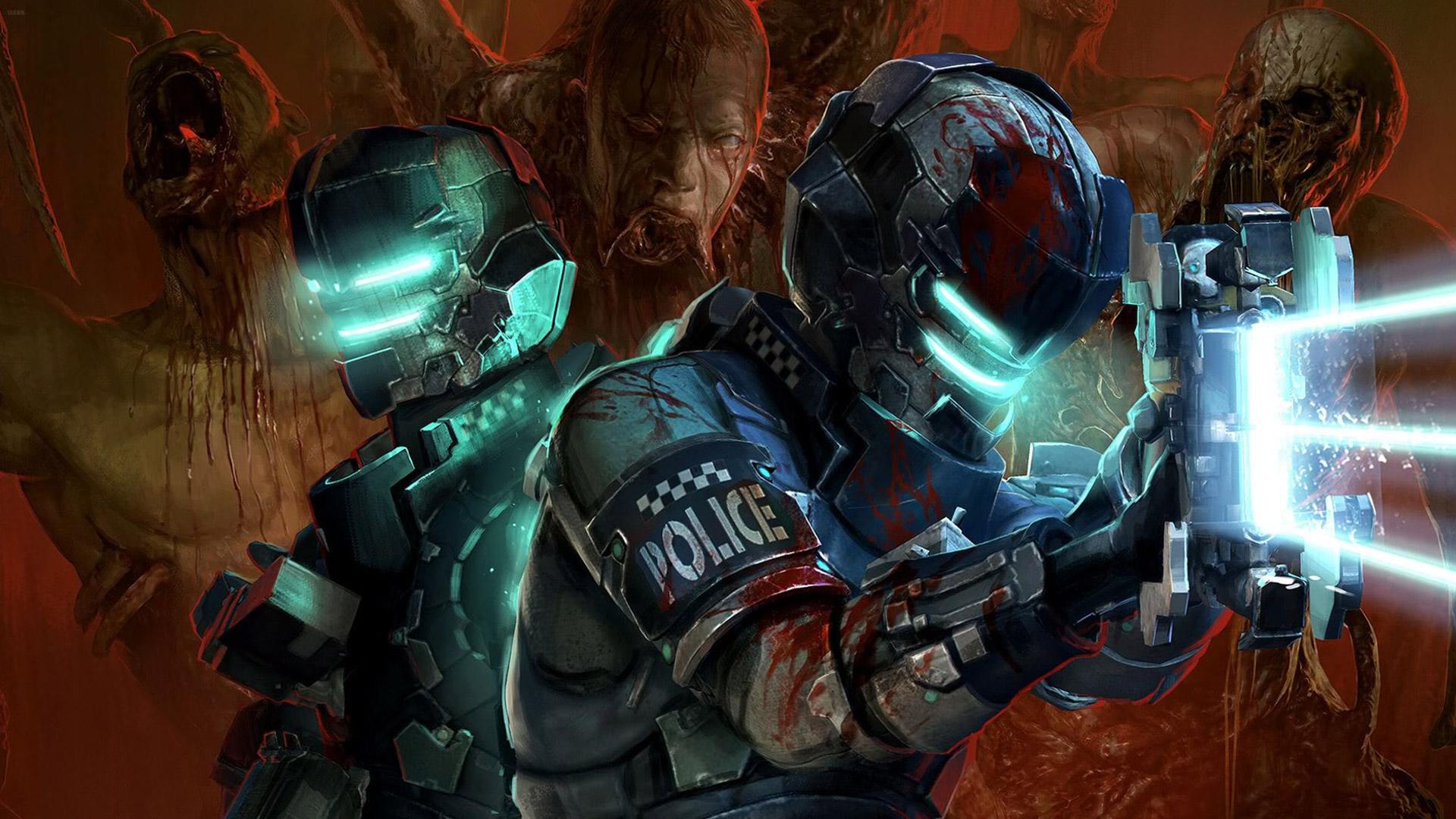 Dead Space 2 wallpaper 8