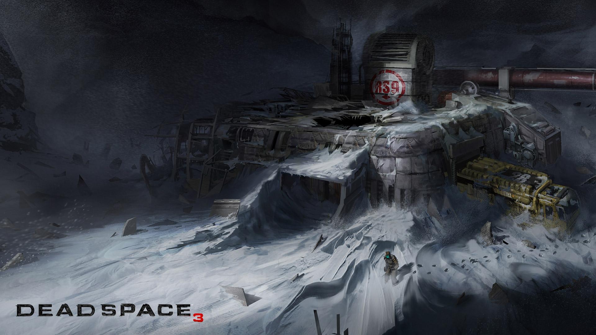 Dead Space 3 wallpaper 9