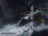Dead Space 3 wallpaper 9