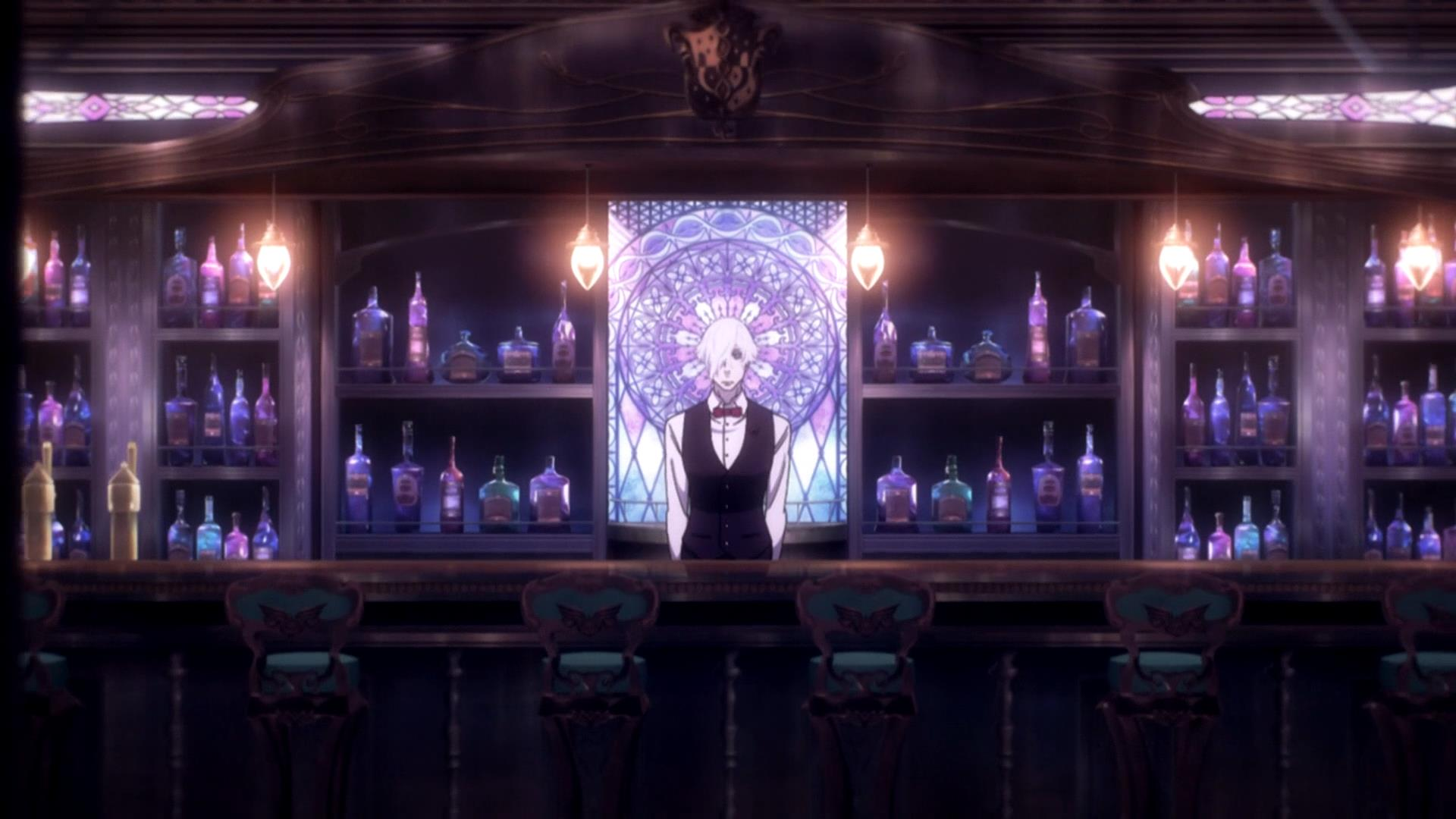 Death Parade wallpaper 2