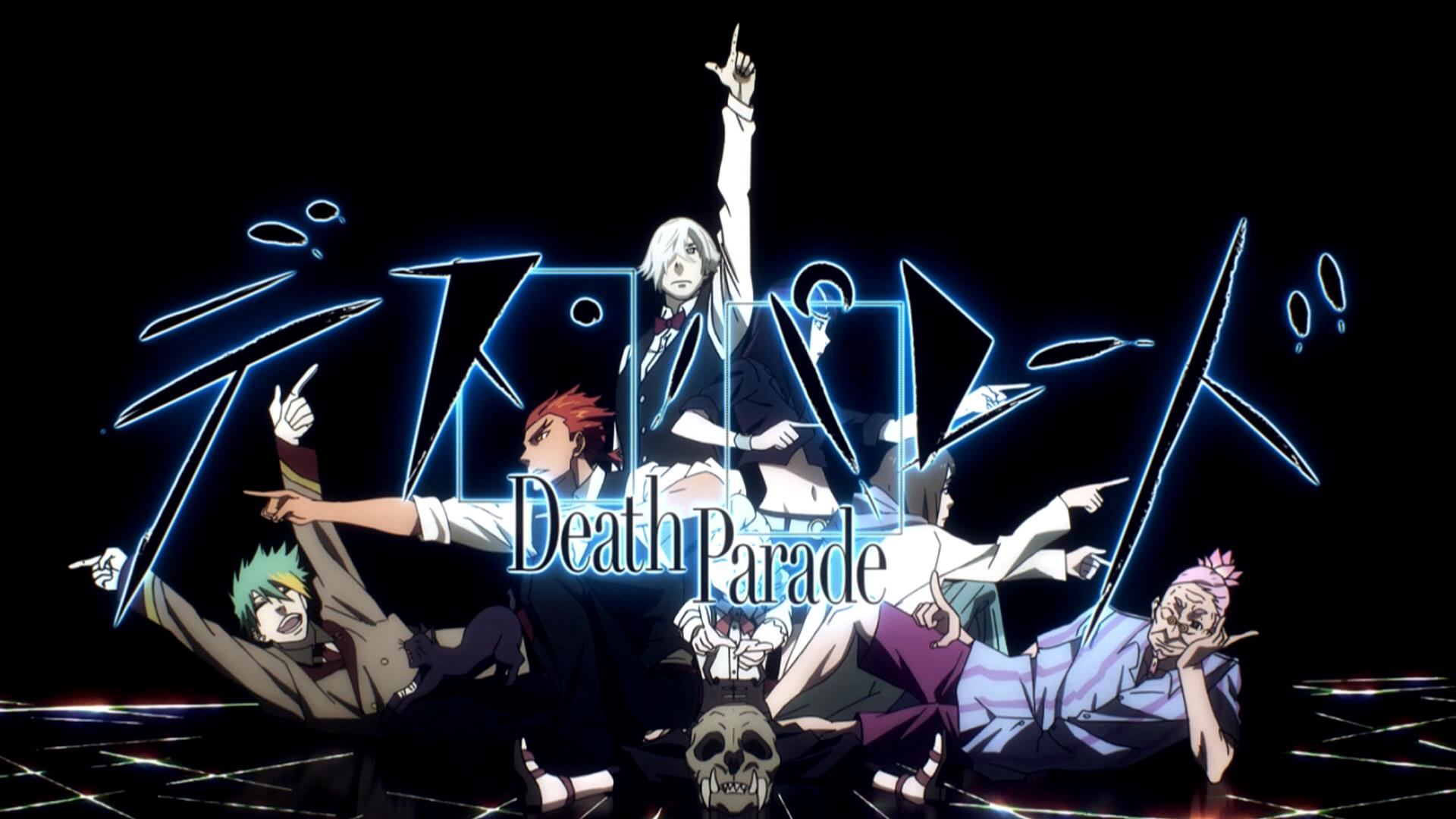 Death Parade wallpaper 3