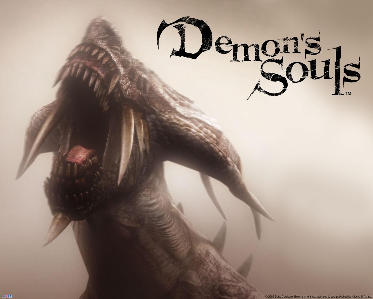 Demons Souls wallpaper 3