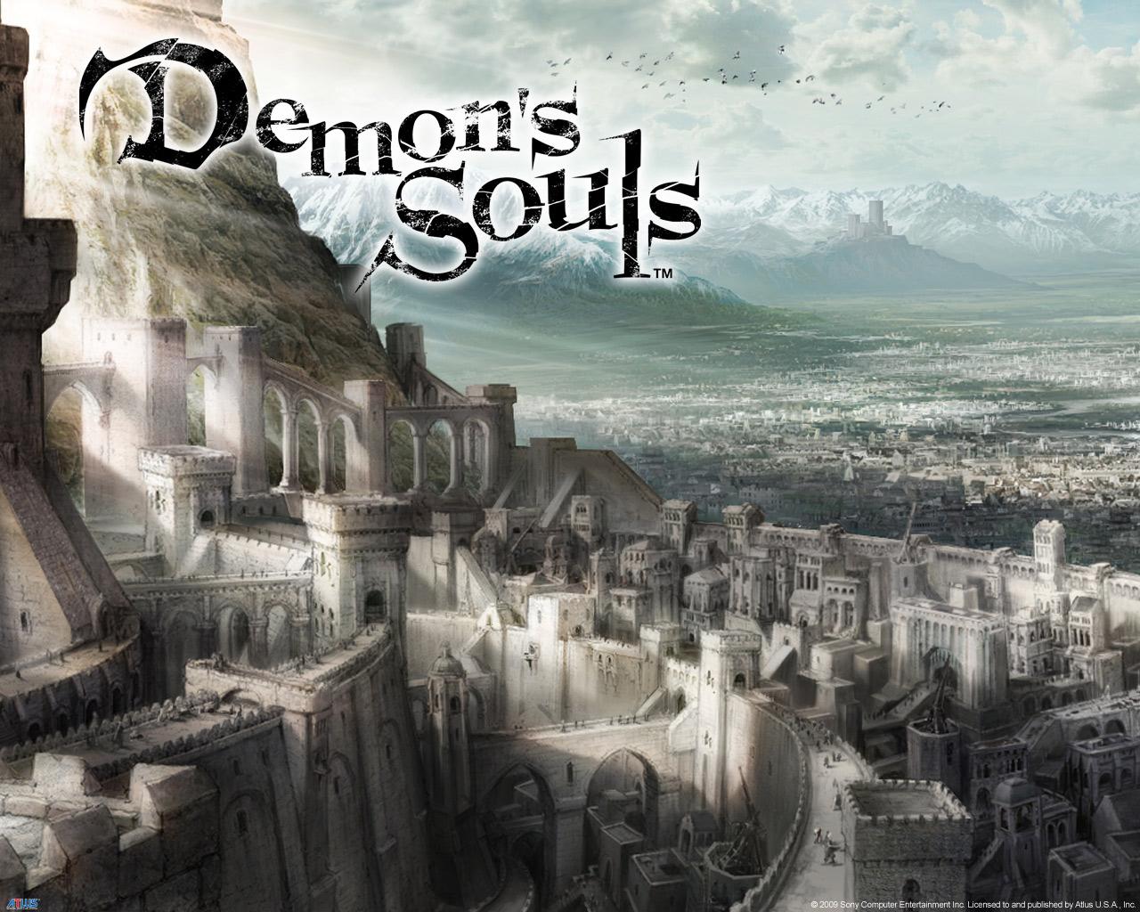Demons Souls wallpaper 7