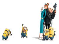 Despicable me 2 wallpaper 4