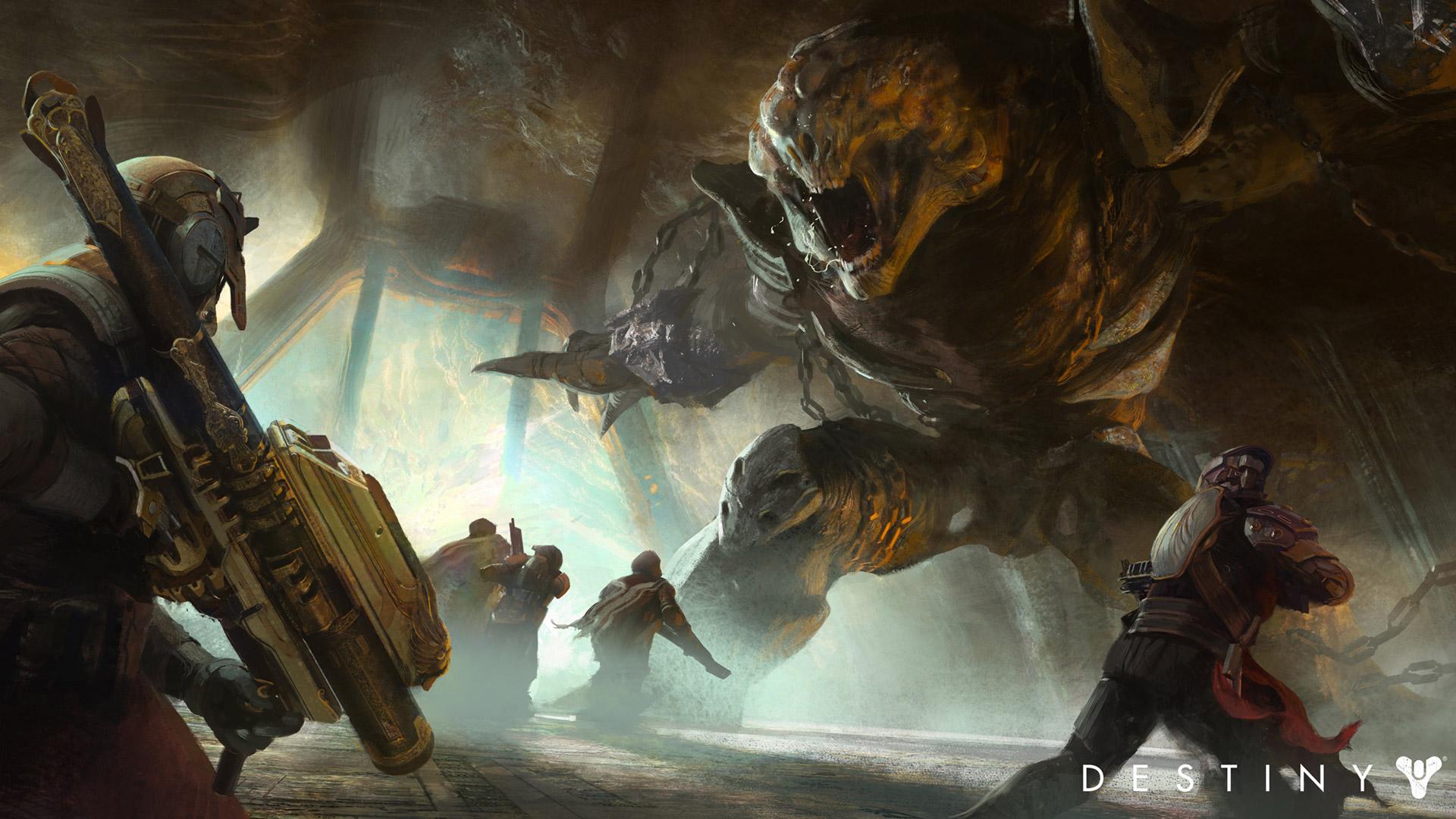 Destiny wallpaper 20