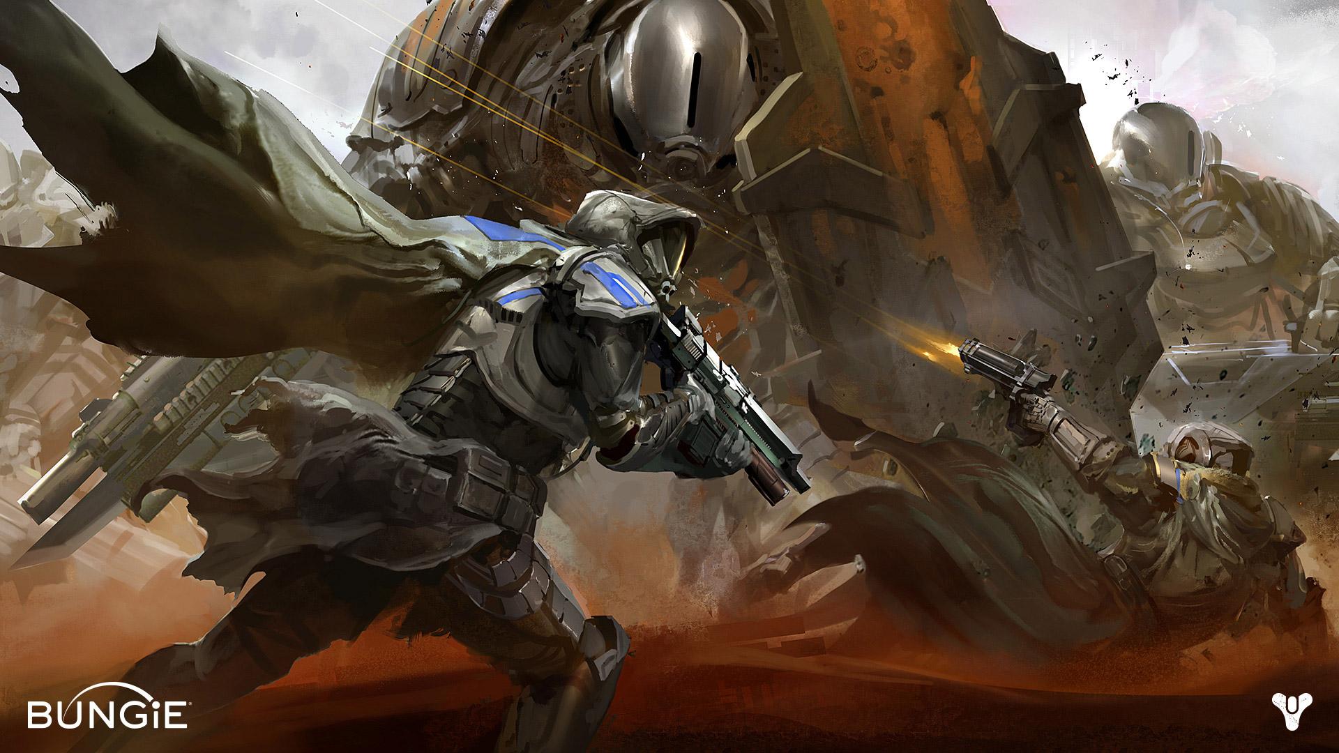 Destiny wallpaper 34