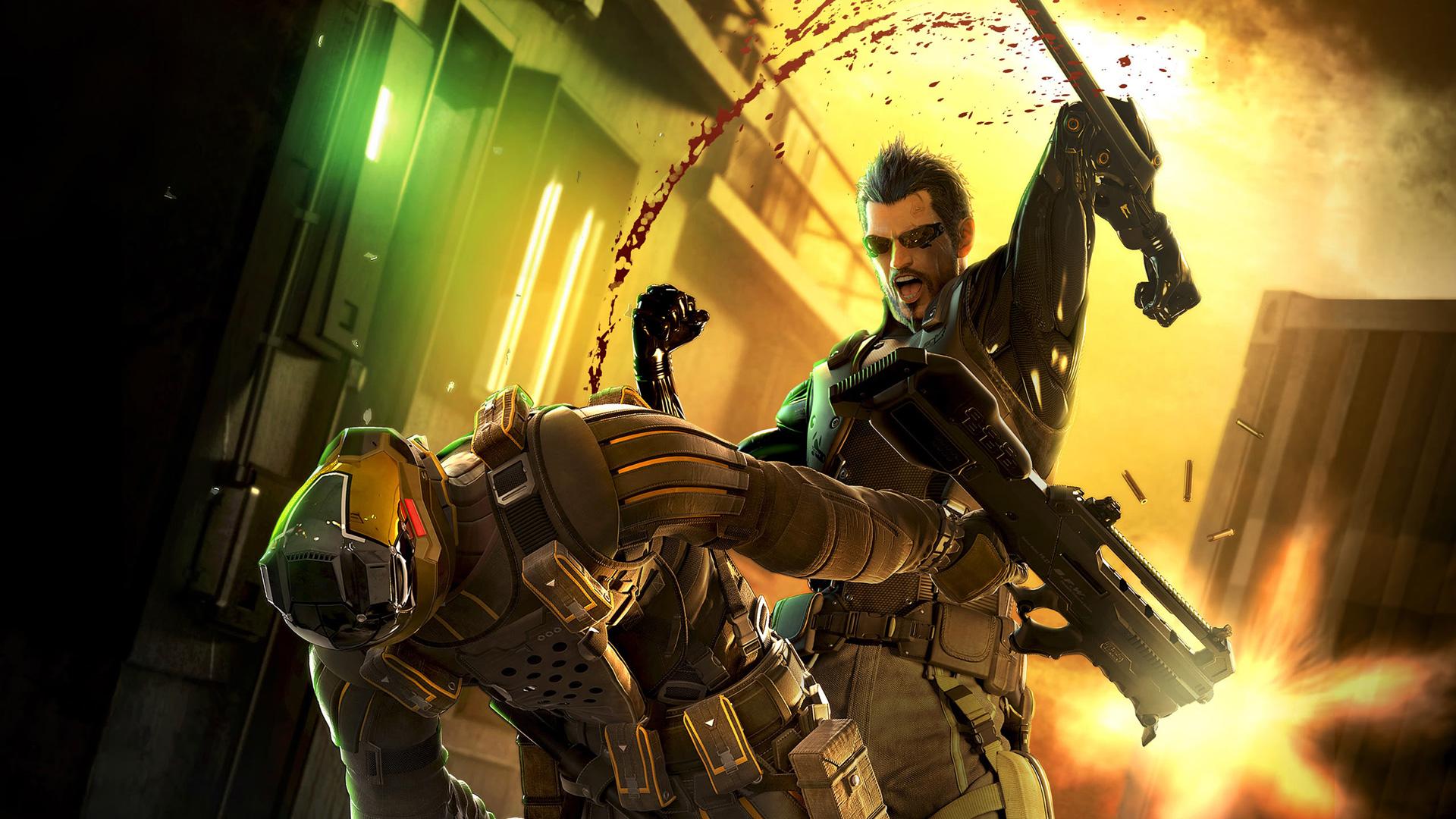Deus Ex Human Revolution Wallpaper 12