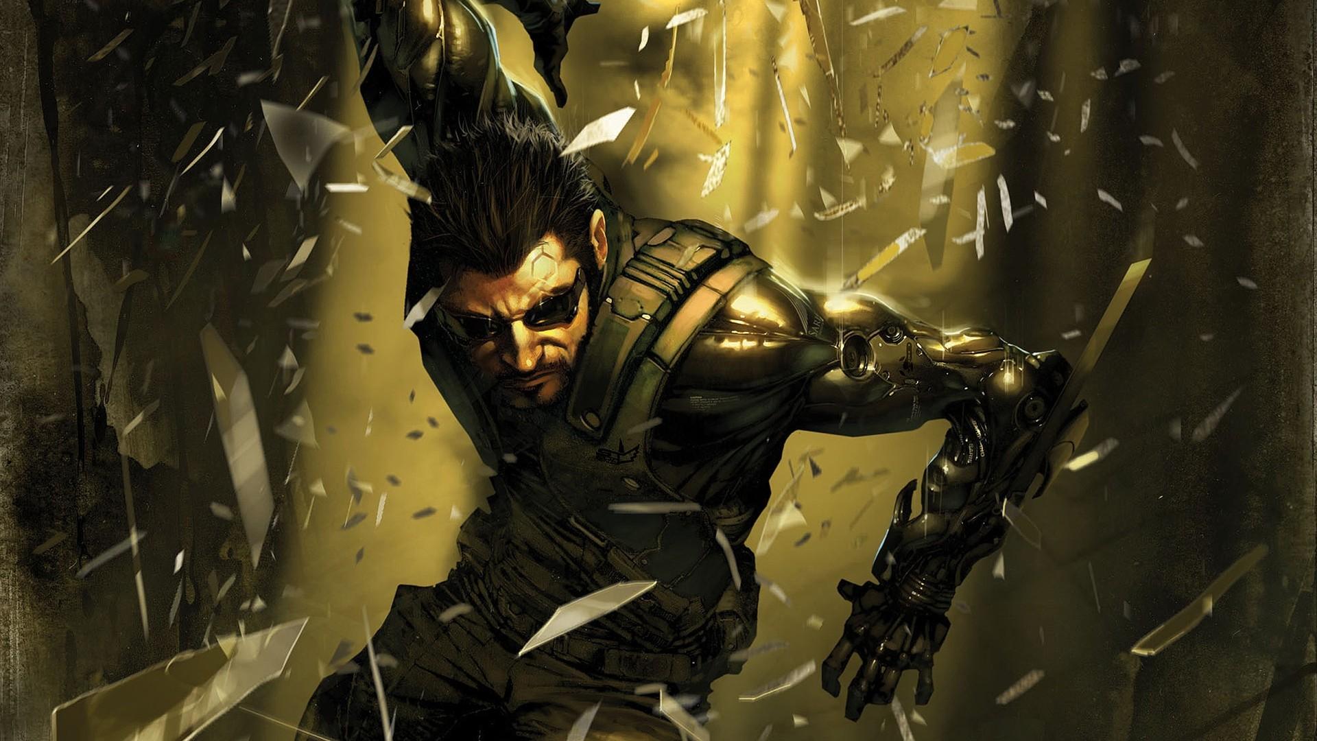 Deus Ex Human Revolution wallpaper 8