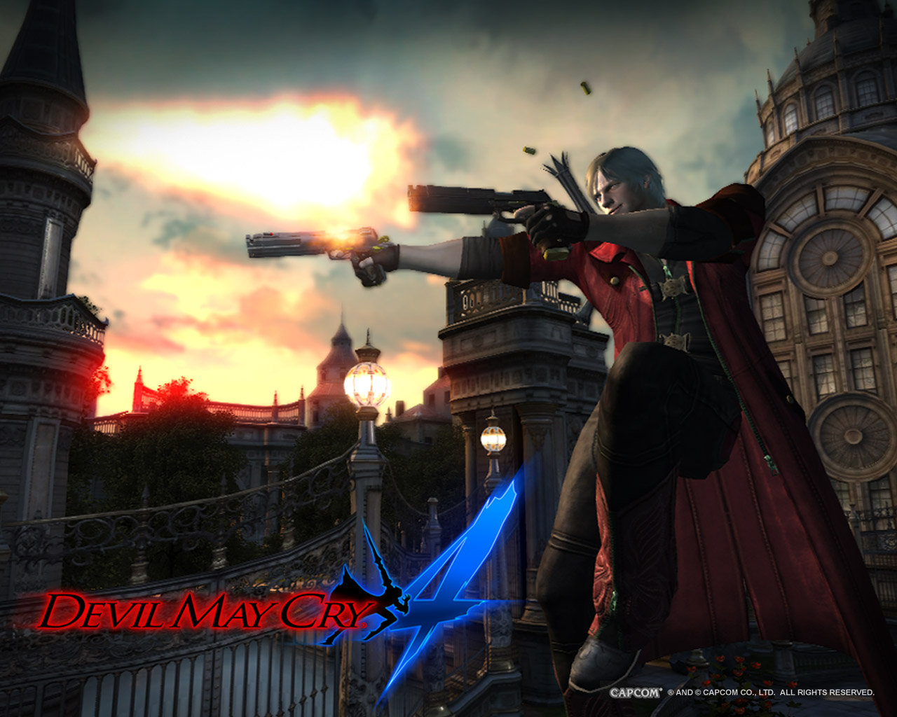 Devil May Cry 4 Wallpaper 10 Wallpapersbq