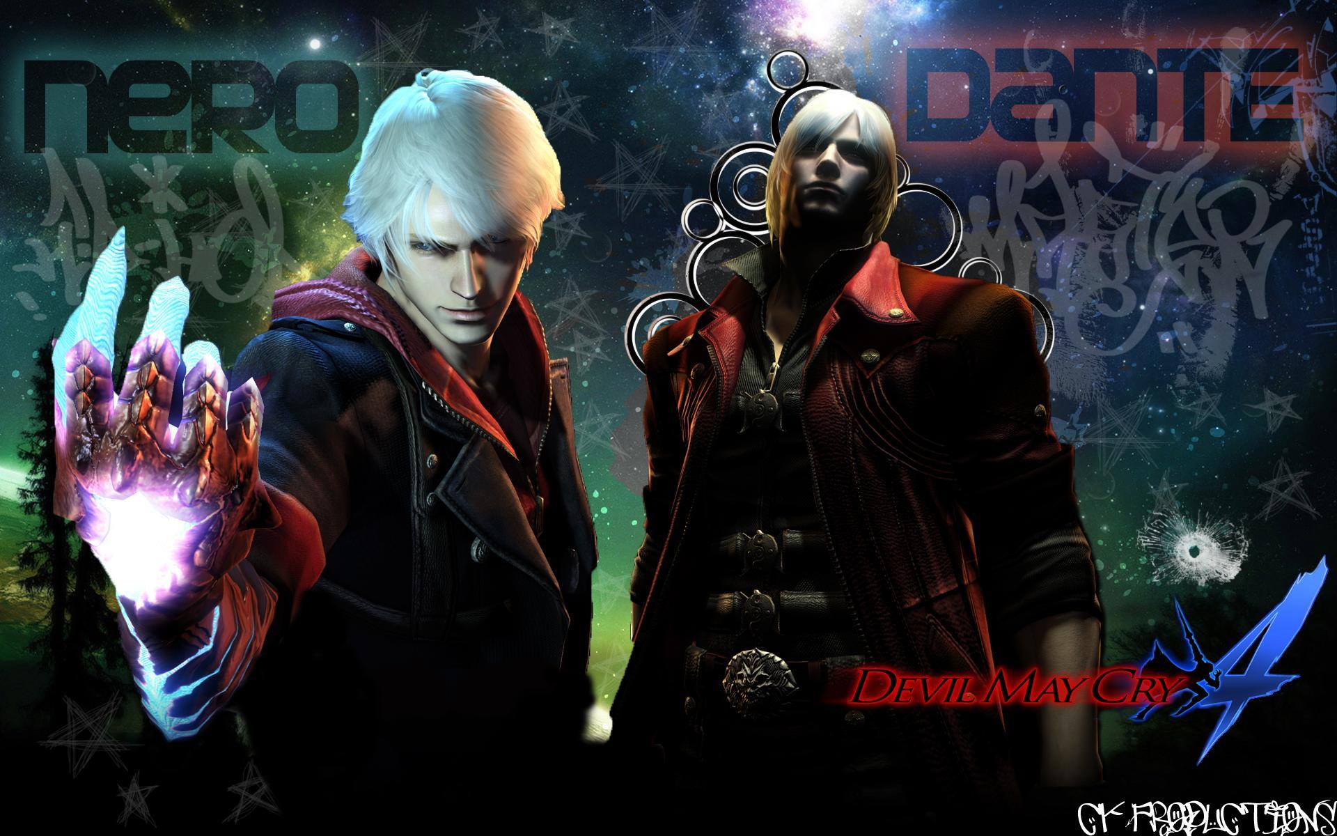 Devil May Cry 4 wallpaper 7