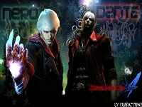 Devil May Cry 4 wallpaper 7