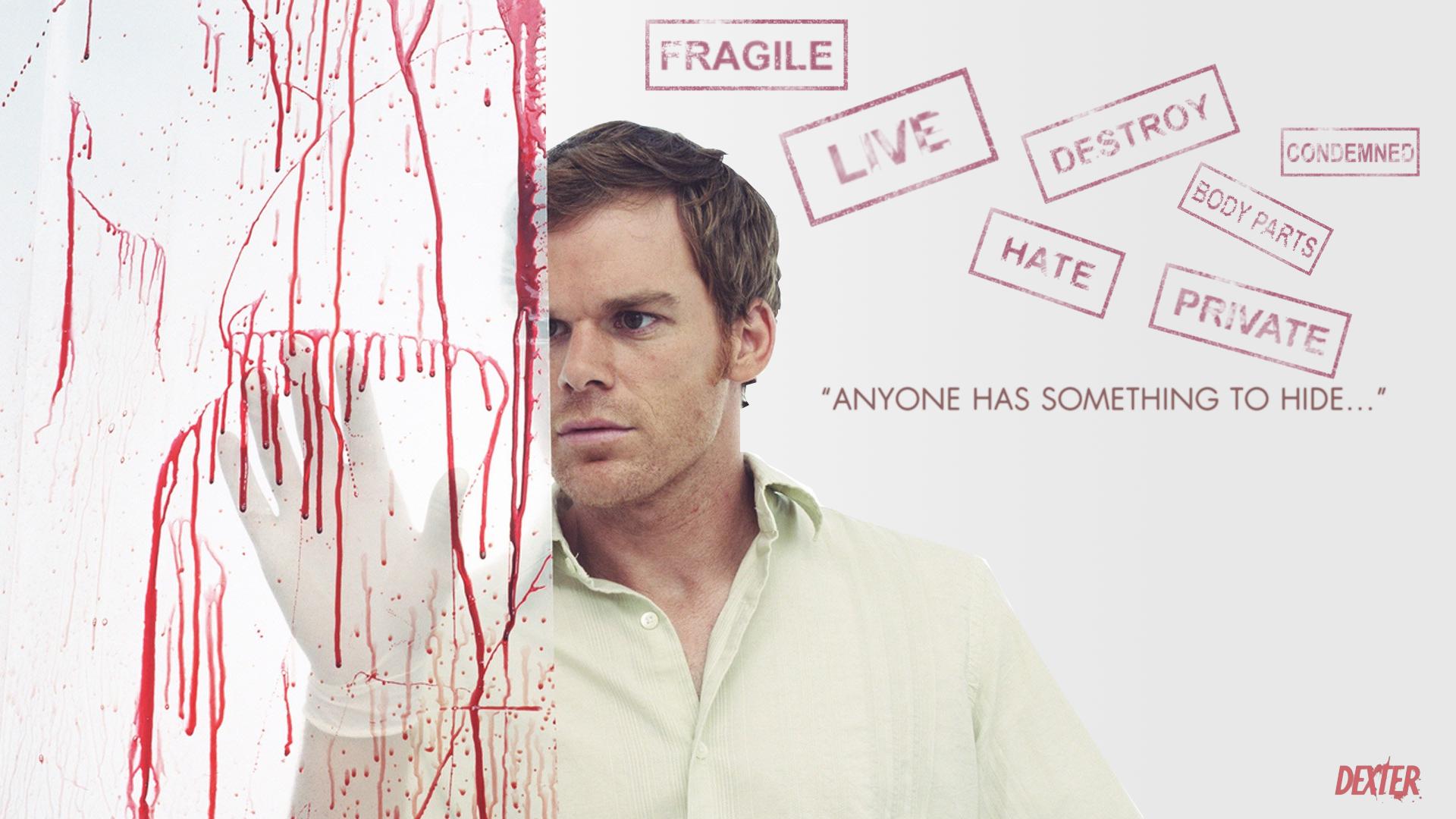 Dexter wallpaper 1