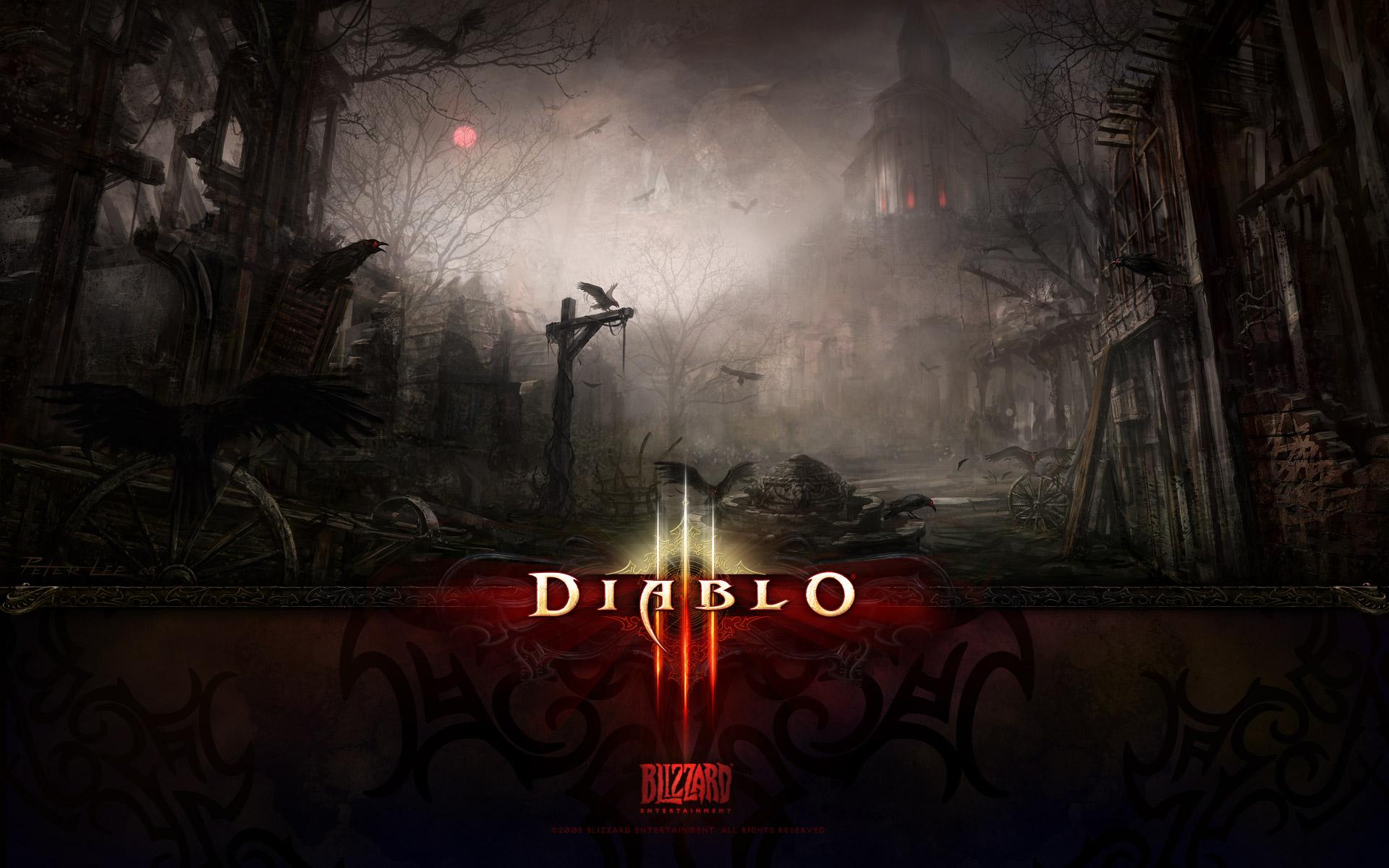 Diablo 3 wallpaper 1