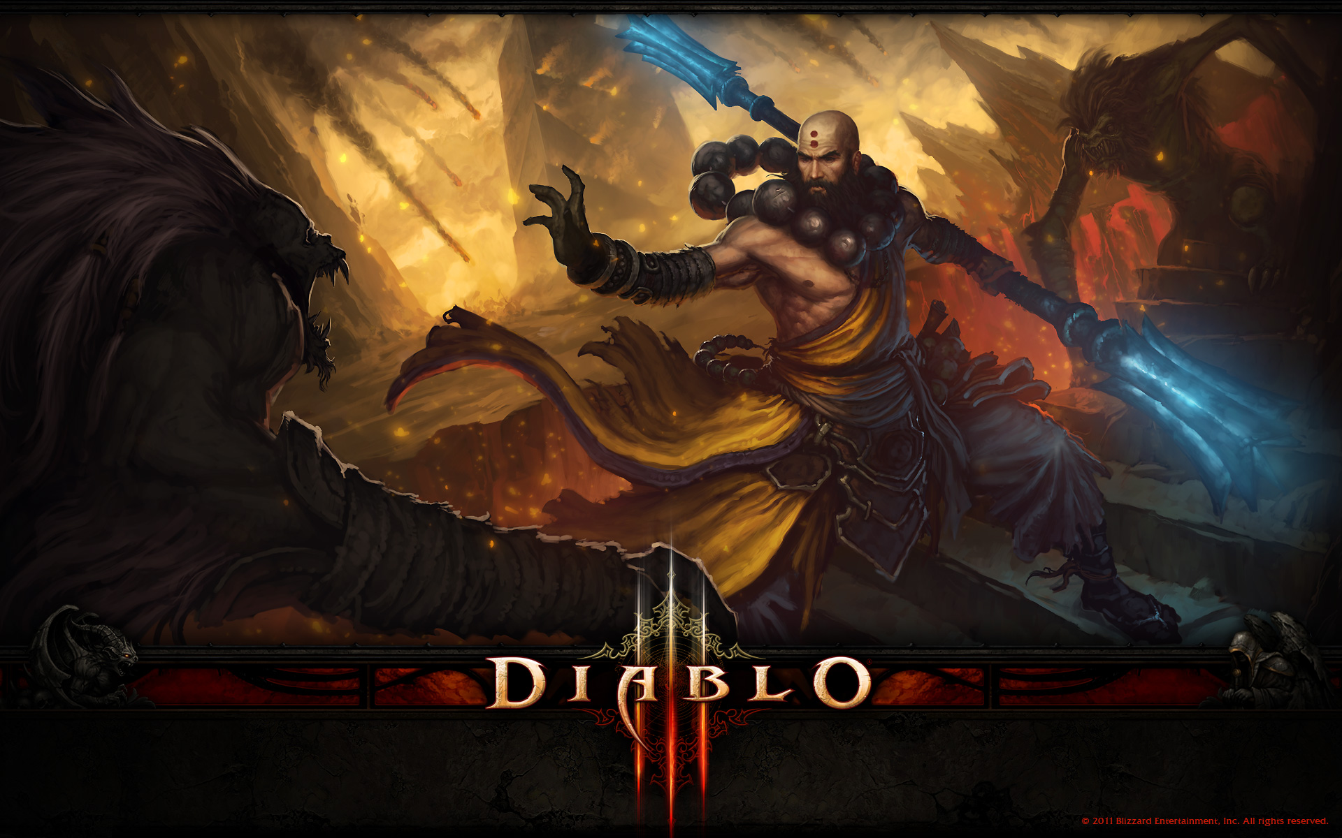 Diablo 3 wallpaper 10
