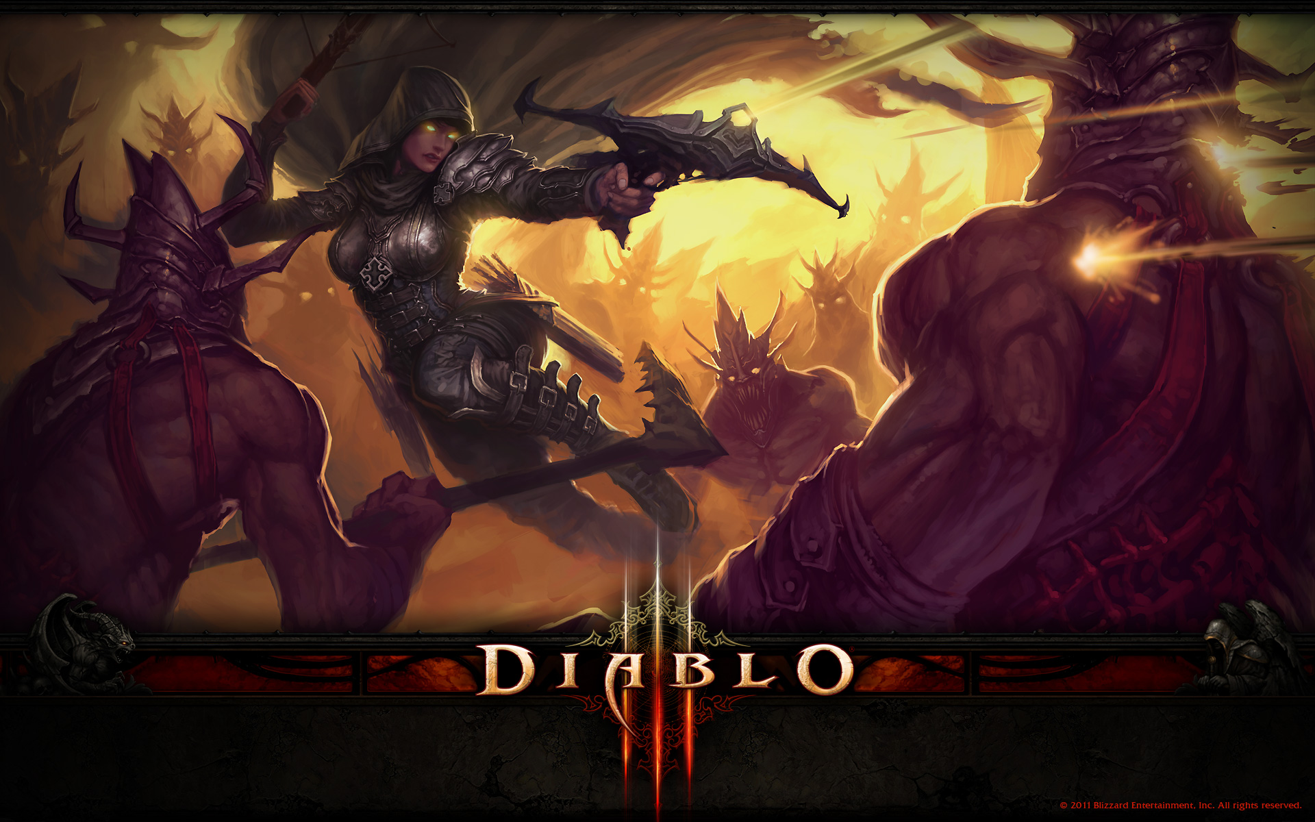Diablo 3 wallpaper 11